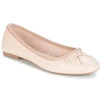 Cipők Női Balerina cipők / babák André PIETRA Bézs
