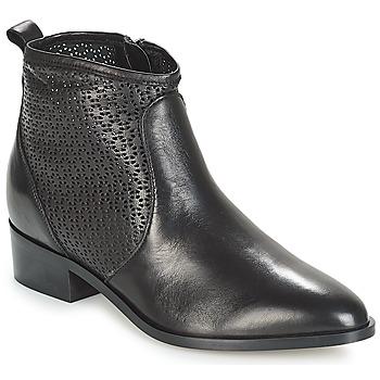 Cipők Női Csizmák André AMELIA Fekete