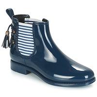 Cipők Női Gumicsizmák André BLEUENN Tengerész