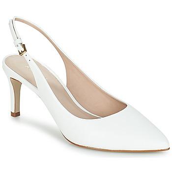 Cipők Női Félcipők André PETALIA Fehér
