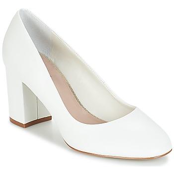 Cipők Női Félcipők André PENSIVE Fehér
