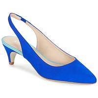 Cipők Női Félcipők André TAPANE Kék