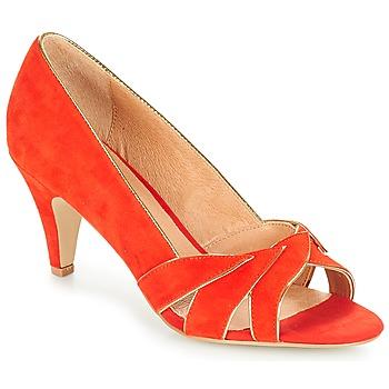 Cipők Női Félcipők André BANJO Piros