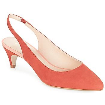 Cipők Női Félcipők André TAPANE Piros