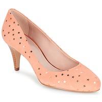 Cipők Női Félcipők André BETSY Rózsaszín
