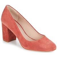 Cipők Női Félcipők André PENSIVE Rózsaszín