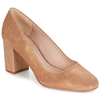 Cipők Női Félcipők André PENSIVE Bronz