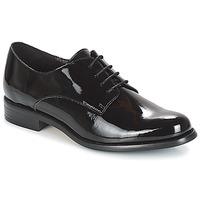 Cipők Női Oxford cipők André LOUKOUM Fekete