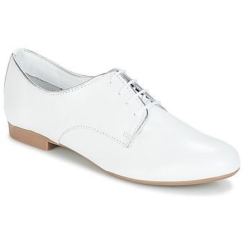 Cipők Női Oxford cipők André COMPERE Fehér