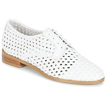 Cipők Női Oxford cipők André TRANSAT Fehér