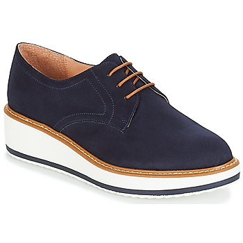 Cipők Női Oxford cipők André CHICAGO Tengerész