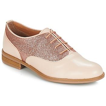 Cipők Női Oxford cipők André CHARLY Bőrszínű