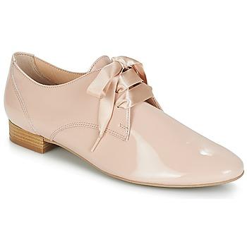 Cipők Női Oxford cipők André GOURMANDISE Bőrszínű