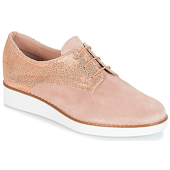Cipők Női Oxford cipők André AMITIE Bőrszínű