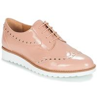 Cipők Női Oxford cipők André AMBROISE Bőrszínű
