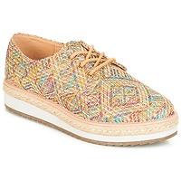 Cipők Női Oxford cipők André HARMONICA Ekrü