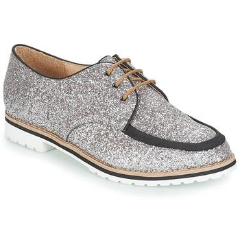 Cipők Női Oxford cipők André JAZZER Ezüst
