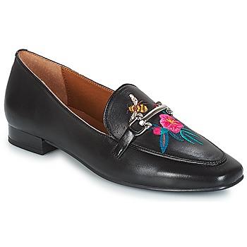 Cipők Női Mokkaszínek André HENSON Fekete