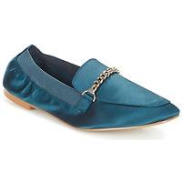 Cipők Női Mokkaszínek André AMULETTE Kék