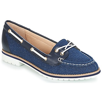 Cipők Női Mokkaszínek André DRISSE Farmer