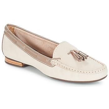 Cipők Női Mokkaszínek André DANY Bézs