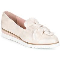 Cipők Női Mokkaszínek André AUBEPINE Ezüst