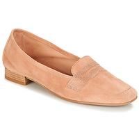 Cipők Női Mokkaszínek André NAMOURS Rózsaszín