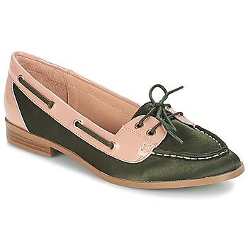 Cipők Női Mokkaszínek André NONETTE Keki
