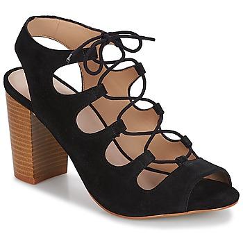 Cipők Női Szandálok / Saruk André LAETITIA Fekete