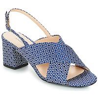 Cipők Női Szandálok / Saruk André LOYAUTE Kék