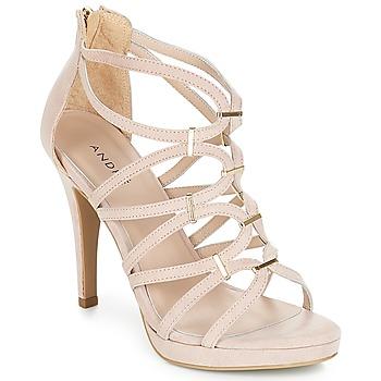 Cipők Női Szandálok / Saruk André SALSA Bőrszínű