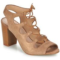 Cipők Női Szandálok / Saruk André LAETITIA Bronz