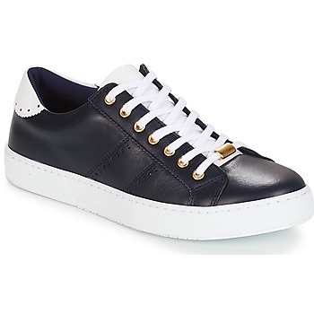 Cipők Női Rövid szárú edzőcipők André BERKELEY Tengerész