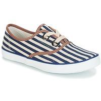 Cipők Női Rövid szárú edzőcipők André MELON Kék