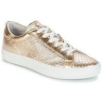 Cipők Női Rövid szárú edzőcipők André FELICIA Arany