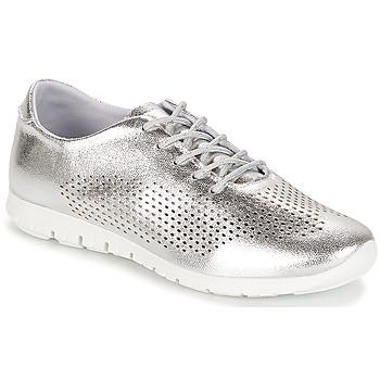 Cipők Női Rövid szárú edzőcipők André AIKIDO Ezüst
