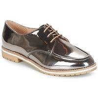 Cipők Női Oxford cipők André CHARLELIE Ezüst
