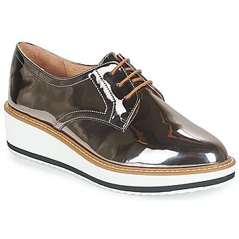 Cipők Női Oxford cipők André CHICAGO Ezüst