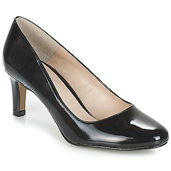 Cipők Női Félcipők André POMARA Fekete
