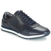 Cipők Férfi Rövid szárú edzőcipők André LYNX Kék