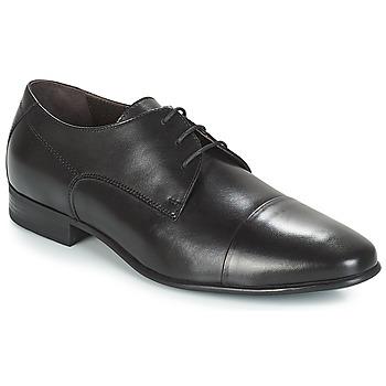 Cipők Férfi Oxford cipők André MORGANI Fekete