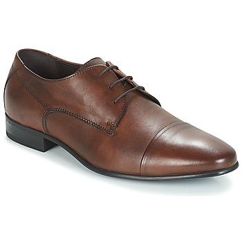 Cipők Férfi Oxford cipők André MORGANI Barna