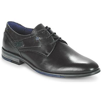 Cipők Férfi Oxford cipők André SOLITAIRE Fekete