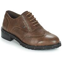 Cipők Női Oxford cipők Chattawak AMELIA Barna