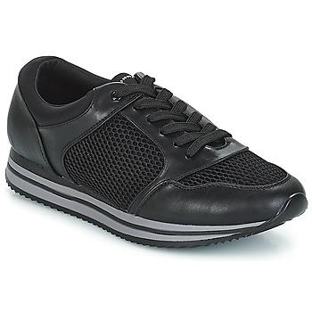 Cipők Női Rövid szárú edzőcipők Chattawak COME Fekete