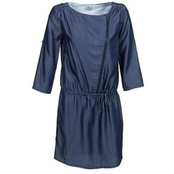 Ruhák Női Rövid ruhák Chipie JULIETTE Kék