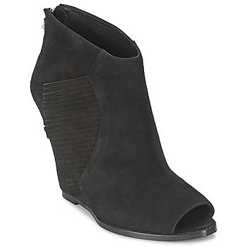 Cipők Női Bokacsizmák Ash LYNX Fekete