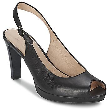 Cipők Női Szandálok / Saruk Hispanitas ENELDO Fekete