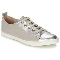 Cipők Lány Rövid szárú edzőcipők Shwik SLIM LO CUT Ezüst