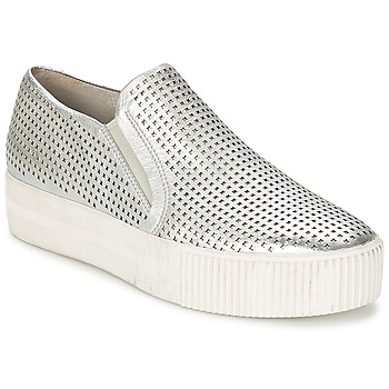 Cipők Női Belebújós cipők Ash KURT Ezüst